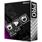 DivX for Windows (incl. DivX Player) screenshot